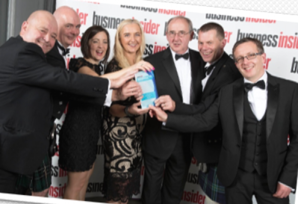 Our sister company, Farne Salmon, scoop the top prizes at the Business Insider Awards!