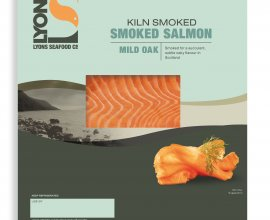 Mild Oak Smoked Salmon